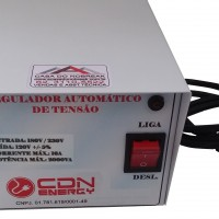 Regulador Aut. Tensão CDN Energy 2000VA 220/220V