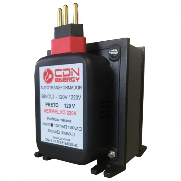 Auto Transformador CDN Energy 800VA