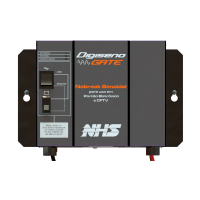 NOBREAK NHS DIGISENO GATE 1/2 HP - 12V/ SEM BATERIAS